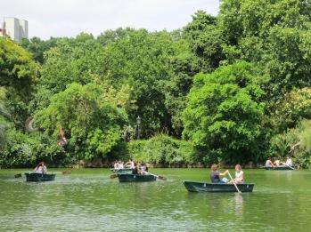 Pequeno lago