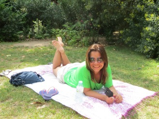 Domingo no parque :p