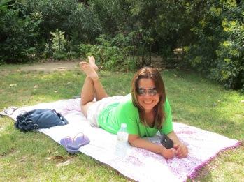 Domingo no parque :p