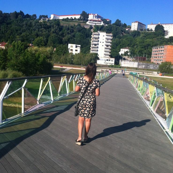Ponte Pedro e Inês - Coimbra