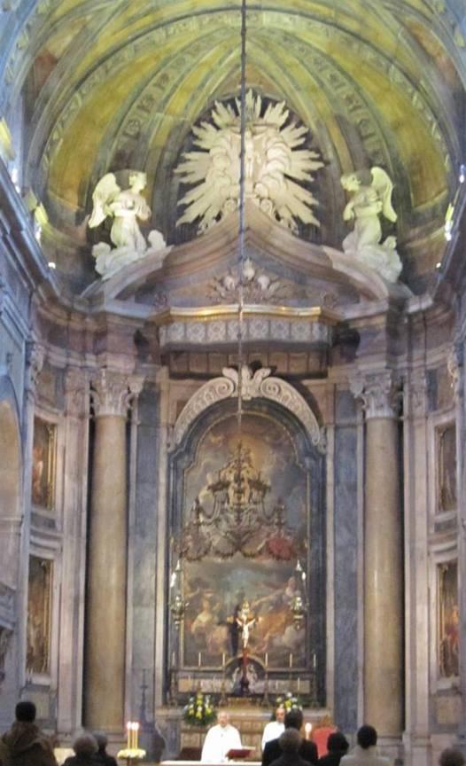 Interior da Basílica da Estrela