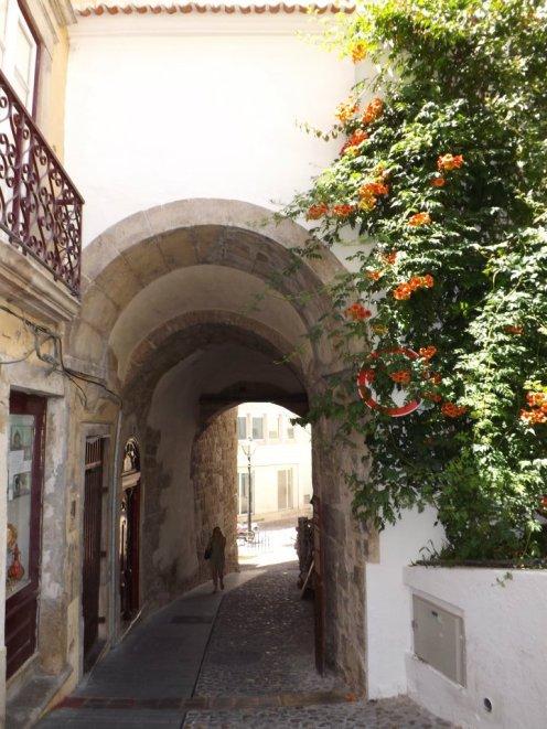 Arco da Torre de Almedina