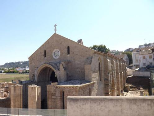 Mosteiro de Santa Clara-A-Velha.