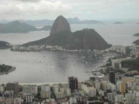 Rio 16 Vista Mirante Dona Marta