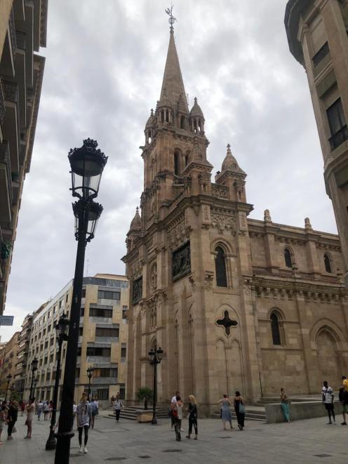 San Juan de Sahagún, Salamanca
