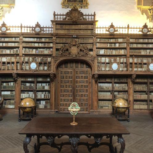 Sala da Biblioteca Antiga