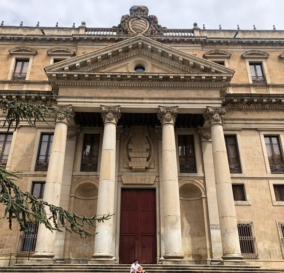 Palacio/Colegio de Anaya